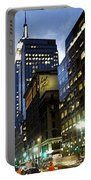 Nyc Fifth Ave Portable Battery Charger