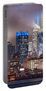 Nyc Fog Portable Battery Charger