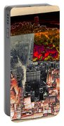 Nyc Papercut No.2 Portable Battery Charger
