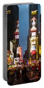 Nyc023 Portable Battery Charger by Svetlana Sewell