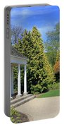 Nymans English Country Garden Portable Battery Charger
