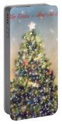O Christmas Tree Portable Battery Charger