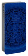 O R E O In Blue Portable Battery Charger