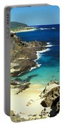 Oahu, Beach Goers Portable Battery Charger