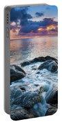 Oahu Shoreline Portable Battery Charger