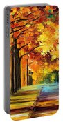 Oak Alley Portable Battery Charger