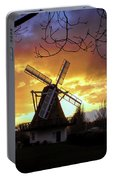 Oak Harbor Windmill Portable Battery Charger