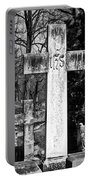 Oak Hill Cemetery Crosses #2 Portable Battery Charger