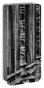 Oak Hill Cemetery Fence Portable Battery Charger