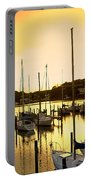 Oak Point Harbor Portable Battery Charger
