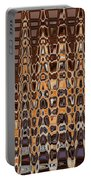 Oak Stump Abstract Portable Battery Charger