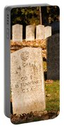 Oakland Cemetery Atlanta Portable Battery Charger
