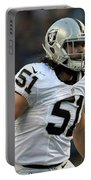Oakland Raiders Portable Battery Charger