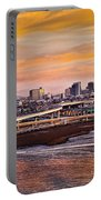 Oakland Sunset Portable Battery Charger
