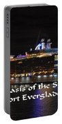 Oasis Of The Seas Portable Battery Charger