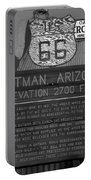 Oatman Arizona Portable Battery Charger