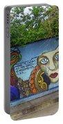 Oaxaca Graffiti Portable Battery Charger