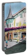 Oberammergau Street Portable Battery Charger