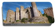 Obidos Castle Portable Battery Charger