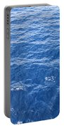 Ocean Blue Portable Battery Charger