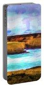 Ocean Cliffs Portable Battery Charger
