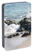 Ocean Drive Rocks Portable Battery Charger