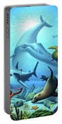 Ocean Life Portable Battery Charger