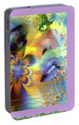 Ocean Of Bliss Portable Battery Charger