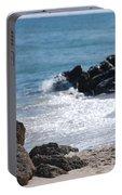 Ocean Rocks Portable Battery Charger