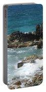 Ocean Spray Mid-air Portable Battery Charger