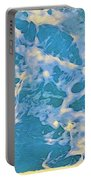 Ocean Water Foaming Portable Battery Charger