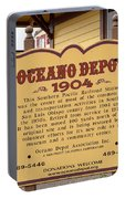 Oceano Depot 1904 Portable Battery Charger