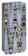 Oceanside California Abstract, Portable Battery Charger
