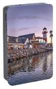 Oceanside Harbor Portable Battery Charger
