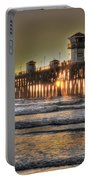 Oceanside Pier Hdr  Portable Battery Charger