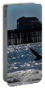 Oceanside Resident Photograph Portable Battery Charger