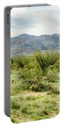 Octillo Field Portable Battery Charger