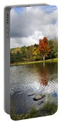 October Brisk Waterscape Portable Battery Charger