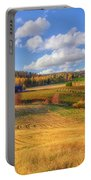 October Countryside 3 Portable Battery Charger