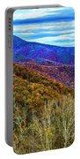October Days Portable Battery Charger