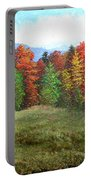 October Ending Portable Battery Charger