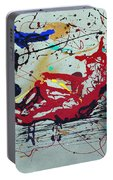 October Fever Portable Battery Charger