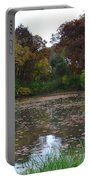 October Leaves Portable Battery Charger