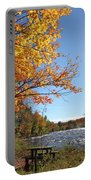 October Light Portable Battery Charger