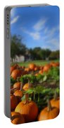 October Postcard  Portable Battery Charger