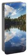 October Reflections Portable Battery Charger