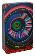 Ocular Energy Path Portable Battery Charger by Daina White
