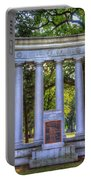 Odd Fellows Memorial Portable Battery Charger