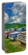 Odd Man Out Fords And Friend  Portable Battery Charger