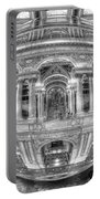 Ode To Mc Escher Library Of Congress Orb Horrizontal Portable Battery Charger